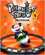 Phonics Show 4: Workbook (Paperback)