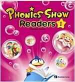 Phonics Show 1: Readers (Book + Audio CD)