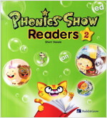 Phonics Show 2: Readers (Book + Audio CD)