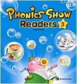 Phonics Show 3: Readers (Book + Audio CD)