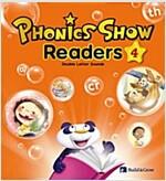 Phonics Show 4: Readers (Book + Audio CD)