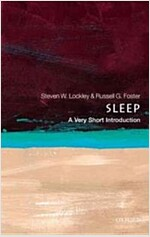 Sleep: A Very Short Introduction (Paperback)