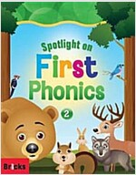 Spotlight on First Phonics 2 세트 (Student Book + Story Book + CD 3장)