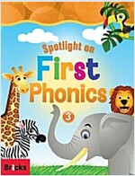 Spotlight on First Phonics 3 세트 (Student Book + Story Book + CD 3장)