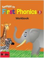 Spotlight on First Phonics 3: Workbook