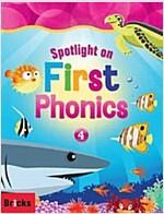 Spotlight on First Phonics 4 세트 (Student Book + Story Book + CD 3장)