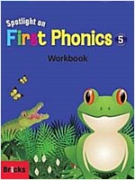 Spotlight on First Phonics 5: Workbook