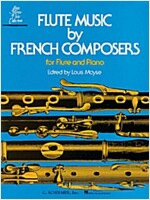 Flute Music by French Composers (Paperback)