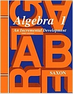 Saxon Algebra 1 Solutions Manual Third Edition (Paperback, 3, Teacher)