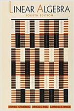 Linear Algebra (Hardcover, 4)