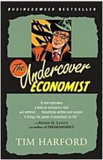 [중고] The Undercover Economist (Paperback)
