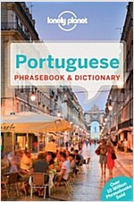 Lonely Planet Portuguese Phrasebook & Dictionary (Paperback, 3, Revised)