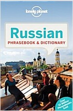 Lonely Planet Russian Phrasebook & Dictionary (Paperback, 6)