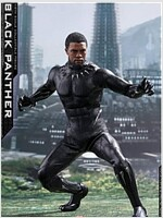 [Hot Toys] 블랙펜서 MMS470 - 1/6th scale Black Panther Collectible Figure