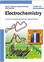 Electrochemistry (Hardcover, 2nd, Completely Revised and Updated Edition)