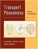 Transport Phenomena 2E Revised Edition (Hardcover, 2 Revised edition)