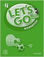 Let's Go: 4: Workbook (Paperback, 4 Revised edition)