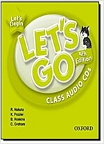 Let's Begin: Class Audio CDs (CD-Audio, 4 Revised edition)
