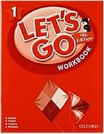 Let's Go: 1: Workbook (Paperback, 4 Revised edition)