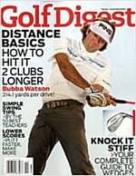 Golf Digest (월간 미국판): 2011년 11월호