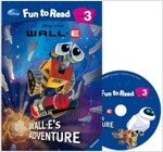 WALL-E's Adventure (Paperback + Workbook + Audio CD 1장)