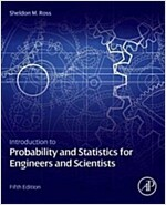 Introduction to Probability and Statistics for Engineers and Scientists (Hardcover, 5, Revised)