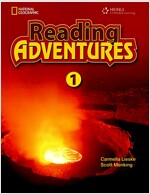 [중고] Reading Adventures 1 (Paperback)