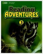 [중고] Reading Adventures 3 (Paperback)