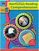 Nonfiction Reading Comprehension Grade 2 (Paperback)