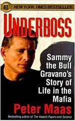 [중고] Underboss (Paperback, Reissue)