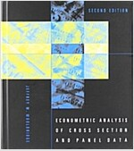 Econometric Analysis of Cross Section and Panel Data (Hardcover, 2)