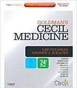 Goldman's Cecil Medicine (24th Edition, Hardcover)