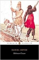 Robinson Crusoe (Paperback, Penguin Classic)