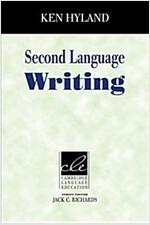 Second Language Writing (Paperback)
