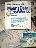 How to Estimate With Means Data & Costworks (Paperback, CD-ROM, 3rd)
