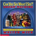 Can You See What I See? Dream Machine: Picture Puzzles to Search and Solve (Hardcover)