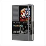 Moleskine Ltd. Edition Notebook, Super Mario, NES Cartridge / Grey, Pocket, Ruled Hard Cover (3.5 X 5.5) (Other)