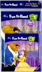 Beauty and the Beast (Paperback + Workbook + Audio CD 1장)