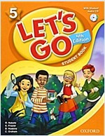 Let's Go: 5: Student Book with Audio CD Pack (Package, 4 Revised edition)