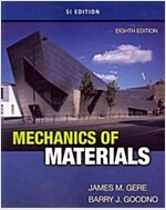 Mechanics of Materials, Si Edition (Paperback, 8, Revised)