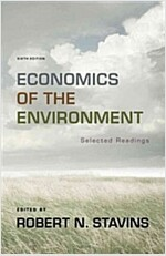 Economics of the Environment: Selected Readings (Paperback, 6)