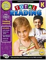 Total Reading, Grade K (Paperback, ACT, CSM, PA)