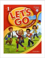 Let's Go: 1: Student Book With Audio CD Pack (Package, 4 Revised edition)