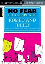 Romeo and Juliet (No Fear Shakespeare) (Paperback, Study Guide)