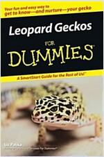 Leopard Geckos for Dummies (Paperback)