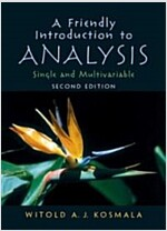 A Friendly Introduction to Analysis (Paperback, 2)