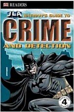 [중고] Batman's Guide to Crime and Detection (Paperback)