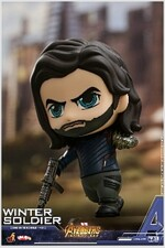 [Hot Toys] 코스베이비 윈터솔져 COSB466 - Winter Soldier Cosbaby (S) Bobble-Head