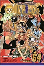 [중고] One Piece, Volume 64 (Paperback)