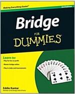 Bridge for Dummies (Paperback, 3)